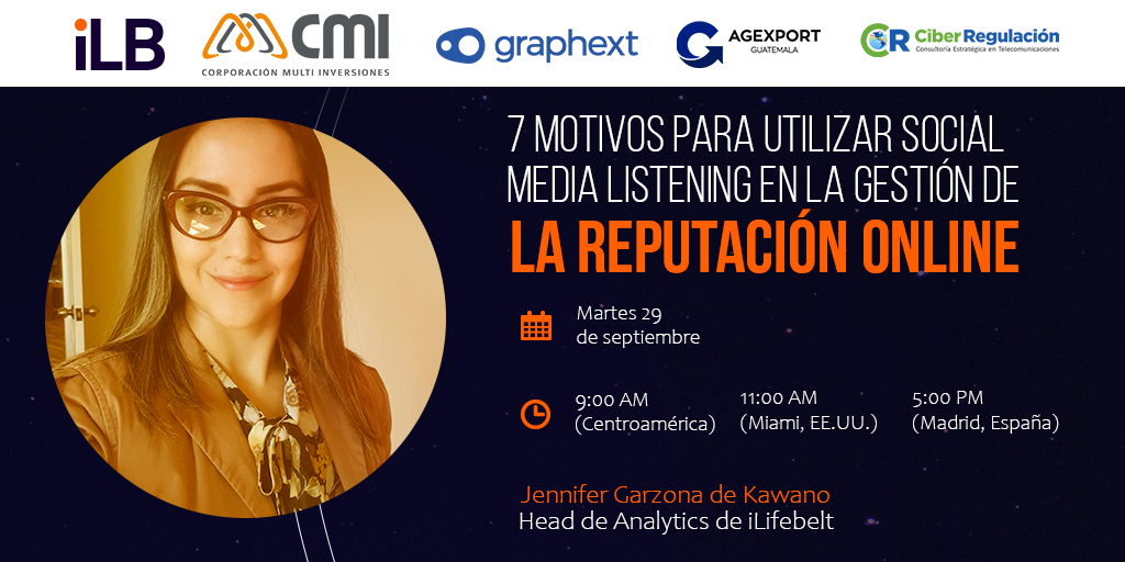 [Webinar] 7 Claves de Social Media Listening en Reputación Digital
