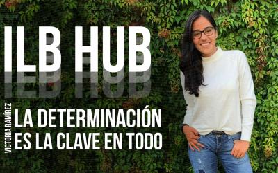 Victoria Ramírez: la determinación es la clave en todo