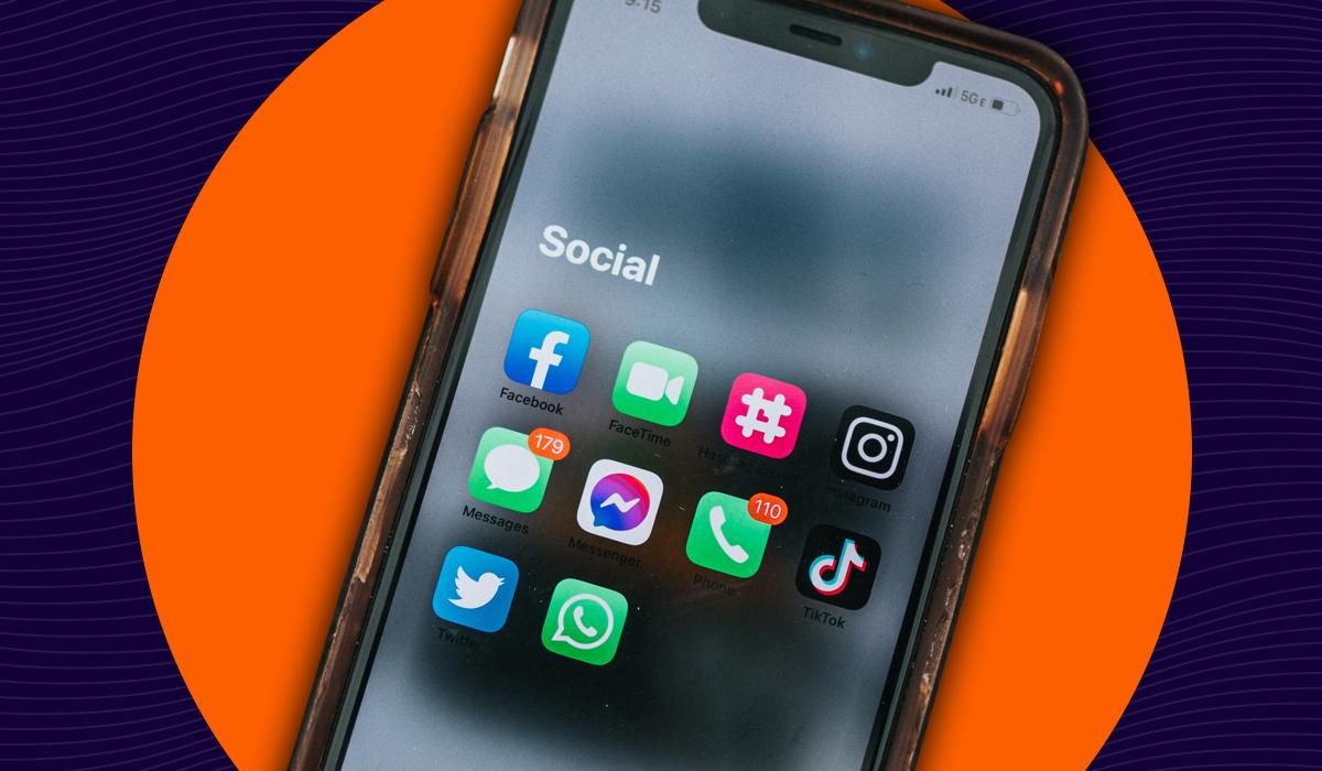 Cuáles son las redes sociales más utilizadas en 2021