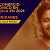 En esta entrevista Josué Rendón*, co-fundador de Royale Studios, aborda las tendencias digitales que se perfilan para Guatemala, pasando por el uso de apps y comercio electrónico por parte de las empresas, de cara a 2021.