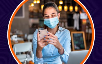 La pandemia provocó un incremento en el uso de tecnología